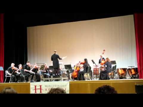 Vallivue High School Orchestra New York City