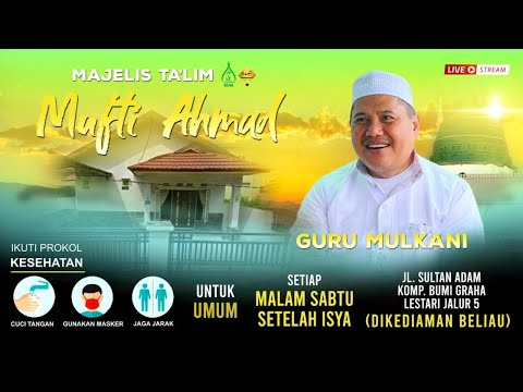 Download Guru A Mulkani - 2020-09-18 Malam Sabtu -  MP3 & MP4