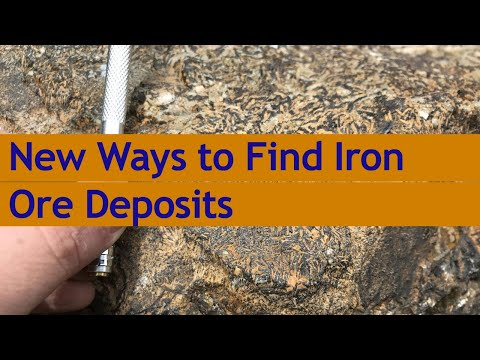 Alberta Scientists Discover New Ways to Find Iron Ore Deposits