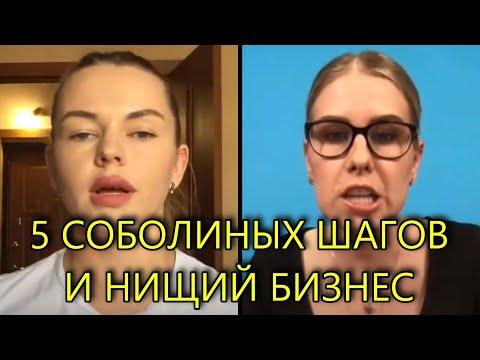 ИНТЕРВЬЮ СОБОЛЬ НА ДОЖДЕ ПОШЛО НЕ ПО ПЛАНУ | вДно - @Навальный LIVE