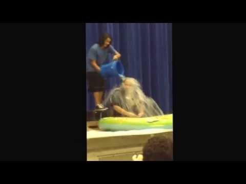 Callanan middle school ice bucket challenge