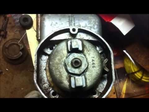 1961 Gravely Model LI Rebuild Part 6 Wico Magneto Repair