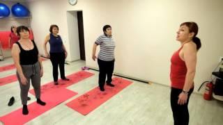Фитнес-проект «Кому за 50» в Казани