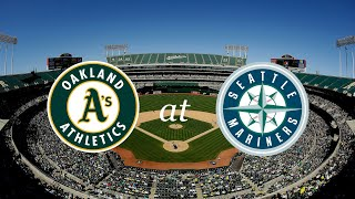 A's Franchise - Game 15 - OAK@SEA - MLB The Show 18