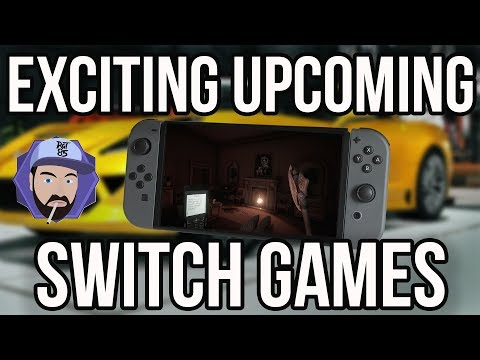 5 Exciting Upcoming Nintendo Switch Games That You Forgot About | RGT 85