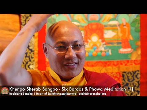 Six Bardos & Phowa Meditation [1]