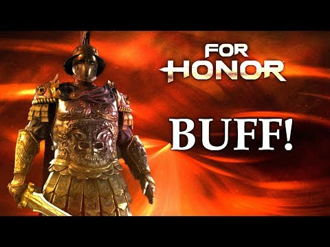 [For Honor] Post Buff Centurion - Centurion Duels Gameplay