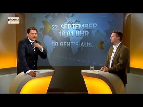 Augstein und Blome vom 28.06.2013: 22.September 18:01 Uhr - So geht`s aus...