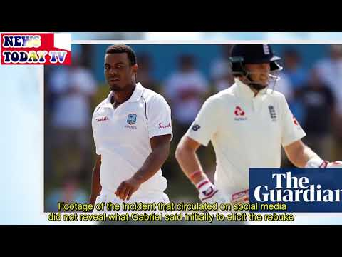 Shannon Gabriel banned for four ODIs after exchange with Joe Root Mp3