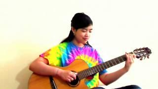 Cỏ Úa - Bé Mẫn - Guitar Solo