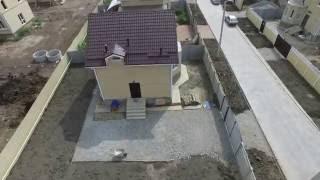 Обзор дома на участке 4 сотки