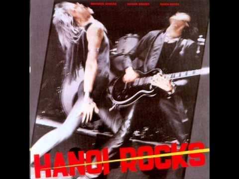 Hanoi Rocks - Lost In The City