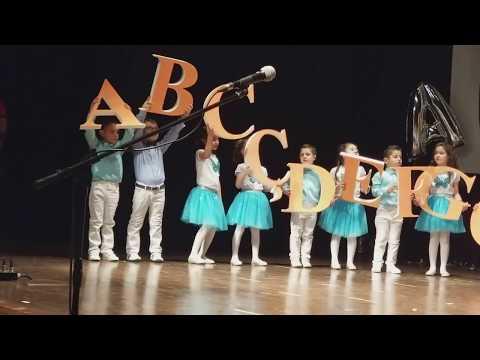 """Kariyerim Koleji 1.Sınıflar Okuma Bayramı Gösterisi """"ABC"""""""
