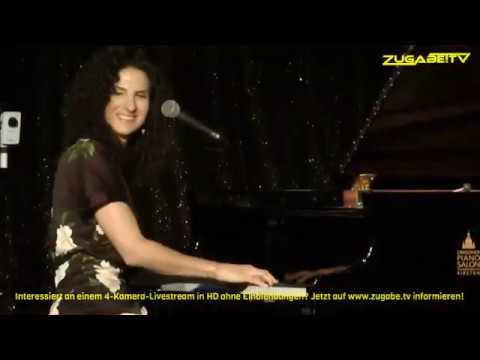 Laila Biali Livestream @ Jazztage Dresden 2019