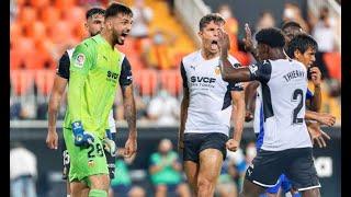 Mamardashvili(მამარდაშვილი) vs Getafe (La liga J1 | Aug 14th 2021)