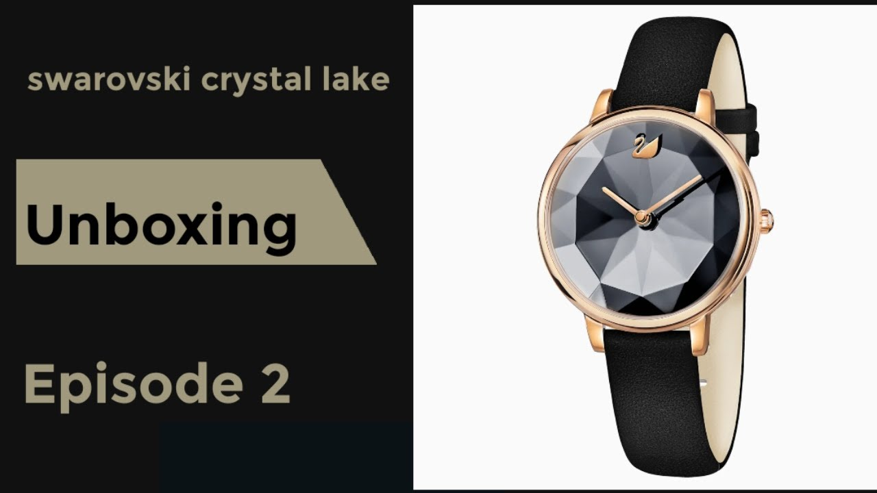 Swarovski Crystal Lake watch for Ladies | Unboxing and Review | Unboxing  Ep# 2 | Item 5416009