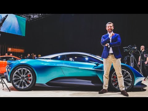Here Is The NEW Aston Martin Vanquish Vision Concept! First Look