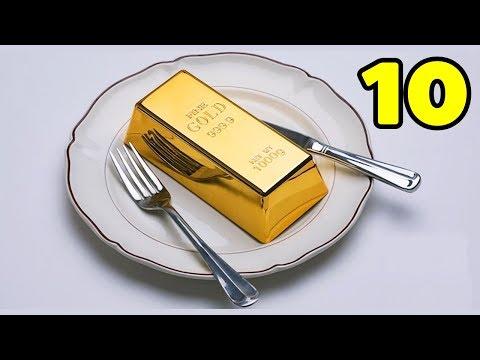 10 อาหารโคตรไฮโซที่ว่ากันว่า..แพงที่สุดในโลก!!