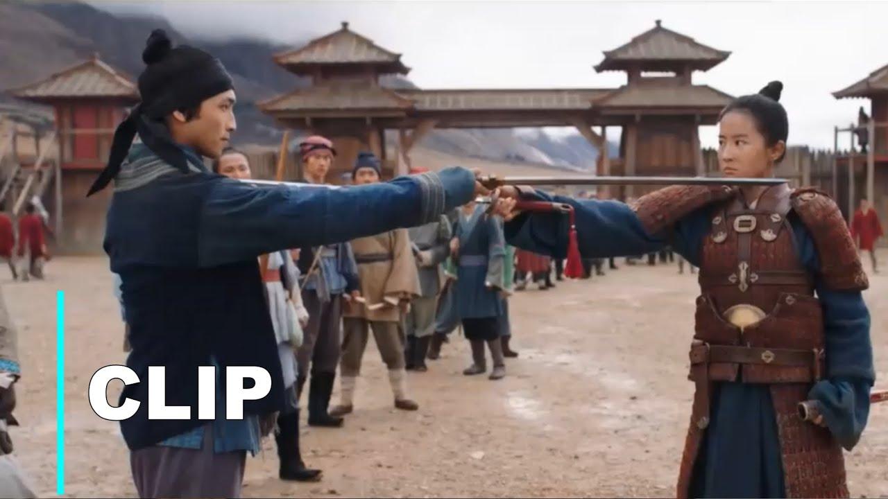 'Mulan' Review: Woman Warrior Redux