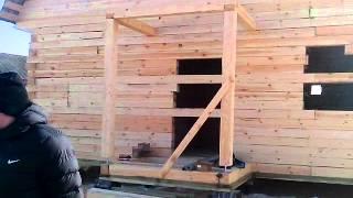 Видеоотзыв о строительстве дома 8х8 компания mastermay.ru(Видеоотзыв о строительстве дома 8х8 компания mastermay.ru., 2015-02-27T11:18:00.000Z)
