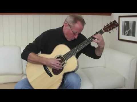 Will Ackerman Froggy Bottom Guitars Signature Model-1st Meeting