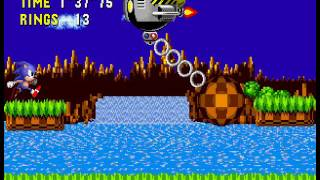 An Ordinary Sonic ROM Hack - Vizzed.com GamePlay (rom hack) - User video