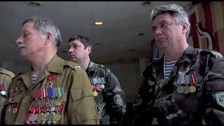 \Второй батальон идет по просторам Афганской земли\ исполняет Валерий Петряев