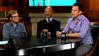 Gay Is In | Andy Daly, Maz Jobrani & Dave Rubin | Larry King Now - Ora TV