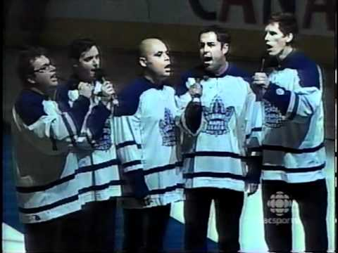 BNL - American/Canadian National Anthems