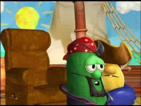 veggietales youtube poop the ultimaint silly song count down thumbnail