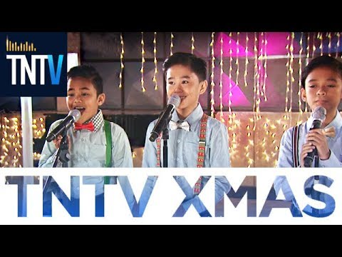 TNTV Xmas: TNT Boys - Silent Night