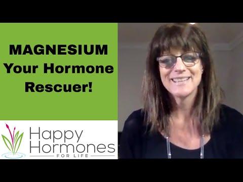 Magnesium - Your Hormone Rescuer!