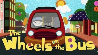 Download The Wheels On the Bus - Go Round And Round - ELF Learning - ELF Kids s MP3 song and Music Video