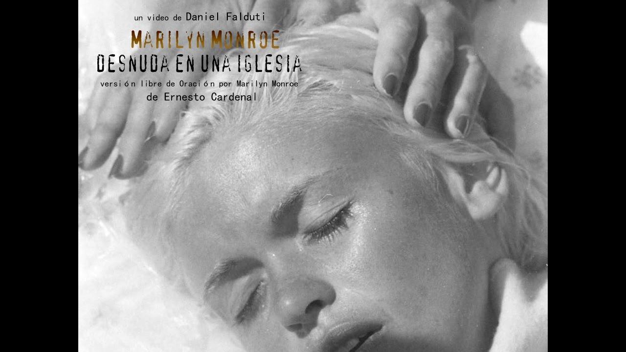 Marilyn Monroe Desnuda En Una Iglesia