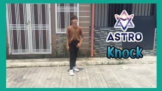 ASTRO (아스트로) - Knock (널 첮아가) Dance Cover || Ja Cunanan