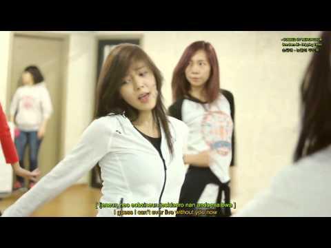 Son Dam Bi - Dripping Tears Dance Version (English Subtitle with Hangul Subtitle)