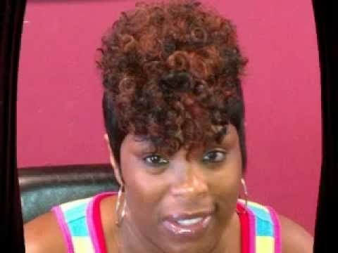 Curly Mohawk Quick Weave Youtube