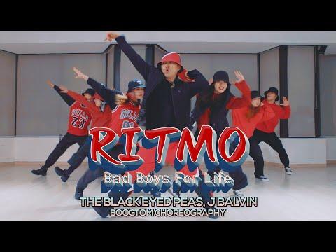 The Black Eyed Peas, J Balvin - RITMO (Bad Boys For Life) : BoogTom Choreography