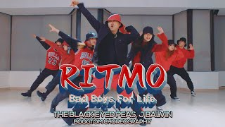 Baixar The Black Eyed Peas, J Balvin - RITMO (Bad Boys For Life) : BoogTom Choreography