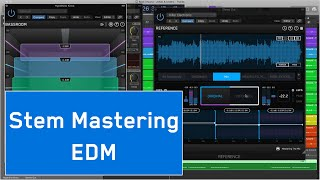 Stereo Mastering Walkthrough Video #15 [EDM]