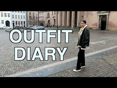 Outfit Diary: Copenhagen, Denmark
