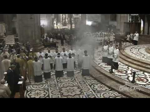 3 novembre 2018 Duomo Pontificale di San Carlo - ChiesaTV canale 195