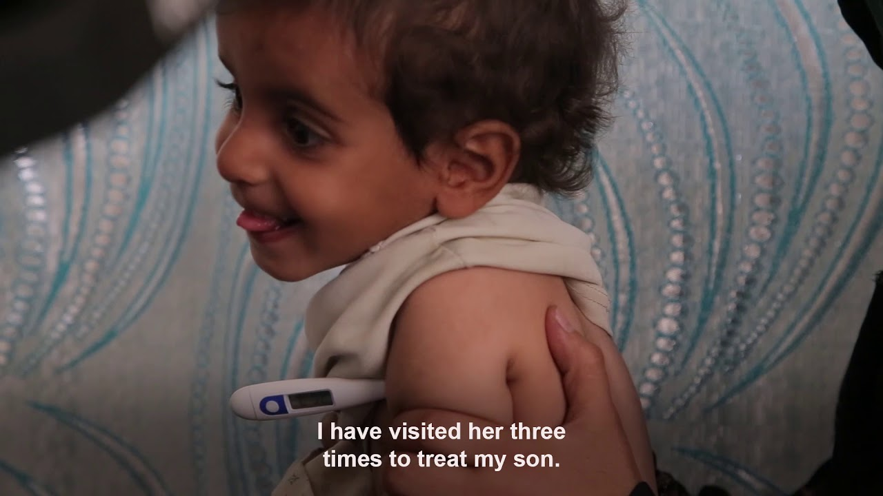 Just a reminder > Empowering Women working in the Health Sector in Yemen