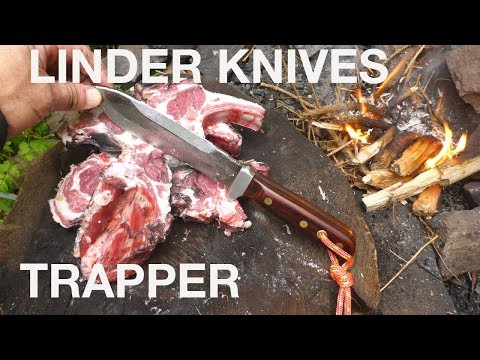 Linder Knives Trapper Knife Made In Germany