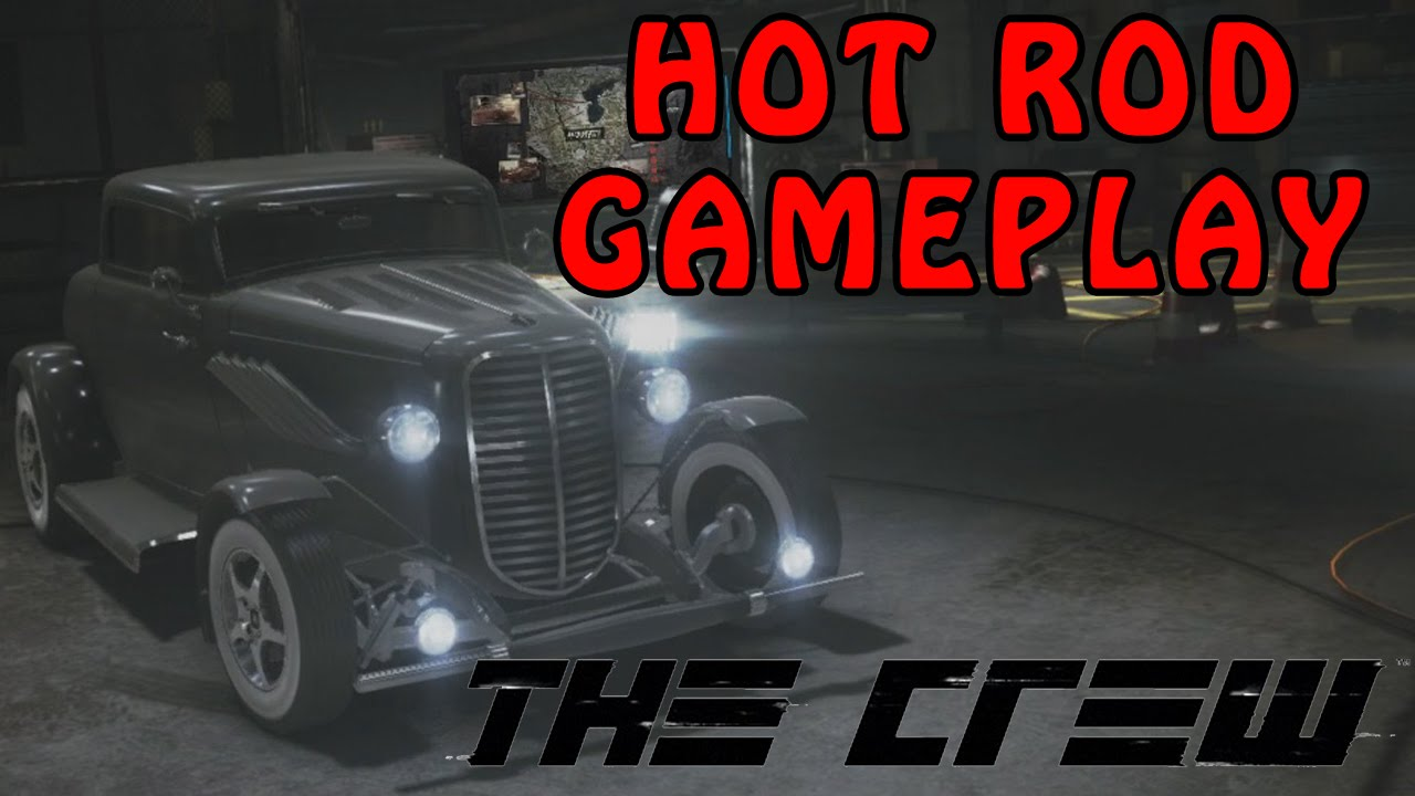 The Crew Beta Hot Rod Hidden Car (Kit Car) Gameplay! - YouTube