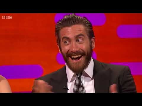 Jake Gyllenhaal was chased by a man calling him Colin