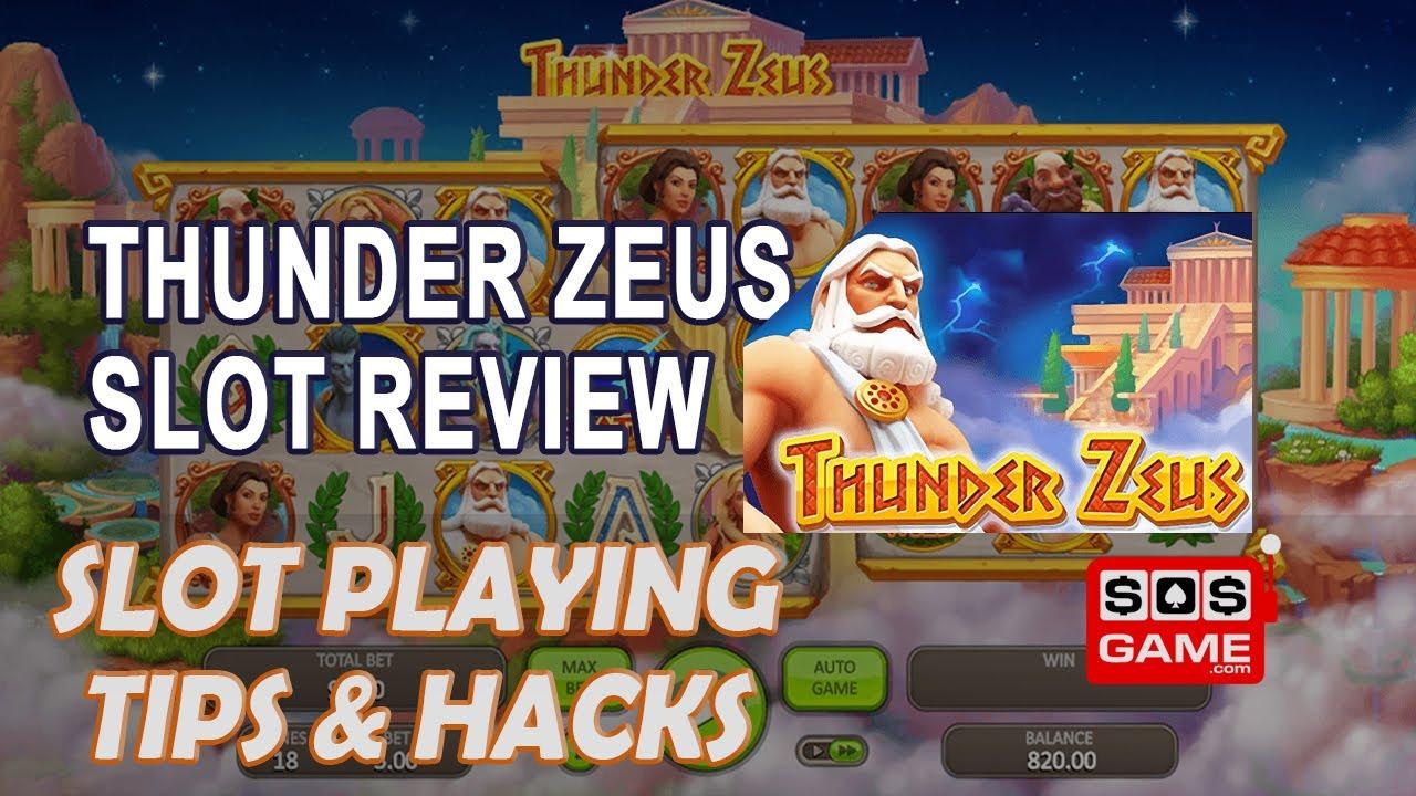 Zeus Slot Game Review