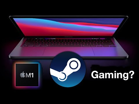 Can the New MacBook M1 Play STEAM Games? Does it work?