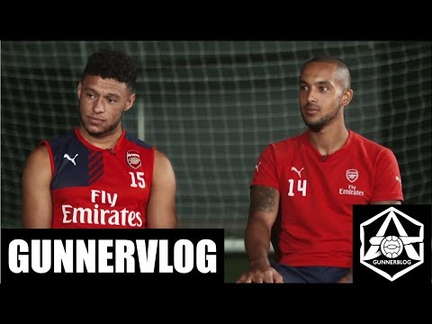 Gunnervlog: Transfer thoughts on Lemar, Ox & Walcott