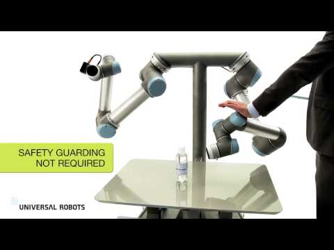 Universal Robots has reinvented industrial robotics with our Cobots